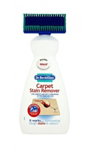 2XDR BECKMANN CARPET STAIN REMOVER 650ML