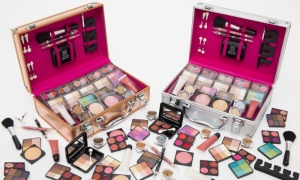 Dawn Till Dusk Make Up Vanity Case 80pc