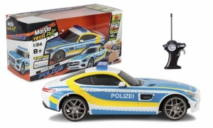 Tobar 1:24 RC Police Car