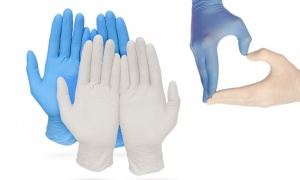 Latex Gloves - Pack of 100