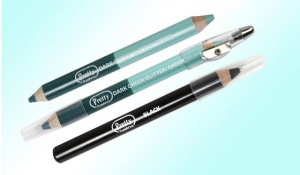 3 in 1 Eyeshadow/Eyeliner Pencils with Sharpener
