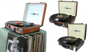 Debonair Retro Turntable