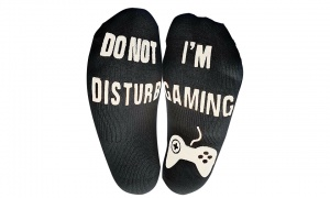 Flo Socks - Do not disturb I'm gaming