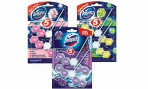 Domestos Power 5 Duo Pack 55g