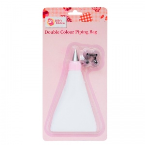 Double Color Piping Bag