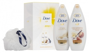 Dove Perfect Pampering Duo Gift Set