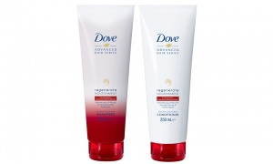 Dove Advanced Hair Series Regenerate Nourishment Shampoo & Conditioner 250ML