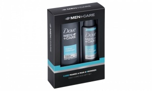 Dove Men+Care Clean Comfort Duo Gift Set