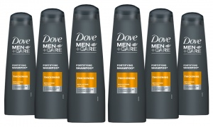 Dove Men + Care Shampoos