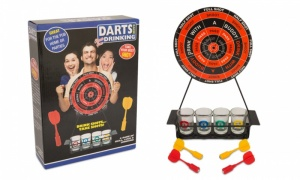 Magnetic Dart Drinking Game