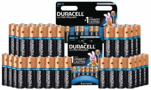 Duracell Ultra Power AA & AAA Batteries