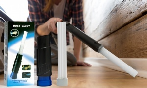 Universal Easy Attach Dust Brush For Vacuum Cleaner