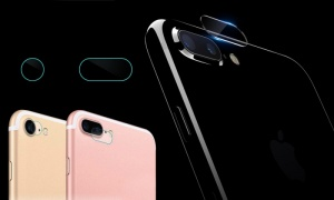 Tempered Glass Rear Camera Lens Protector  Cover For Apple iPhones