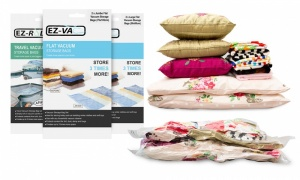 Pack of 6 Vacuum storage bags