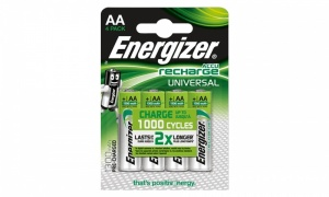 Energizer Rechargable Batteries