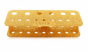 Envie Make-Up Brush Holder - Gold