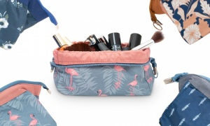 Envie Fashionable Waterproof Cosmetic Bag For Women
