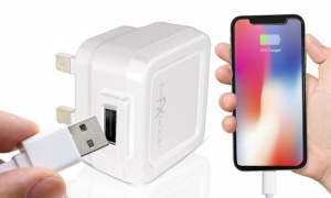 FX Mains Charger Powabud for iphone