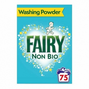 Fairy Non Bio Washing Powder For Sensitive Skin, 75 Washes