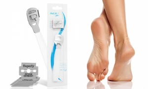 Pedicure Kit For Feet With 10 Blades
