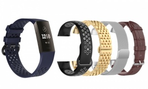 Replacement Watch Bands For Fitbit Charge 3