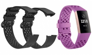 Fitbit Charge 3 and Aquarius Replacement Straps