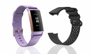 Fitbit Charge 3 Special Edition Activity Tracker