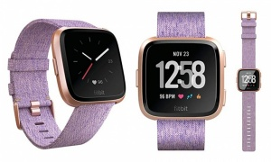 Fitbit Versa Special Edition Lavender/Rose Gold
