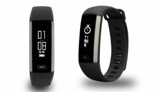 Fitness Watch with Blood Pressure Heart Rate Monitor
