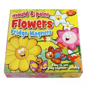 Flowers and Wild Life Moulding Set