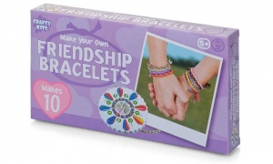 Tobar Make Your Own Friendship Bracelets Kit