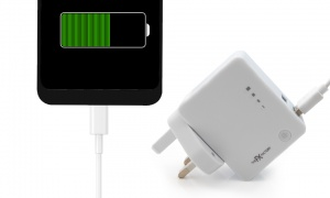 FX Power Bank and All in One Travel Charger