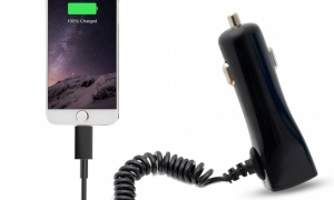 FX Car Charger Powabud for iphone 5