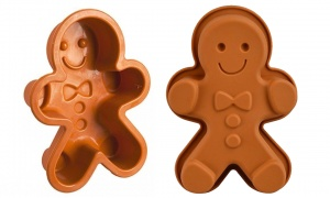 Get Baking Gingerbread Man Cake Mould