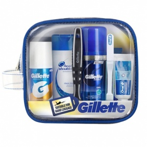 Gillette Mach3 Travel Men Set