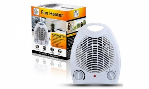GVC FAN HEATER FH388 - HOT & COLD