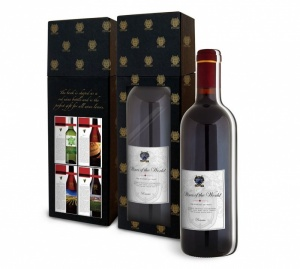 Gift House International Wines of the World 3D Lifestyle Book