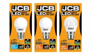 JCB LED Golf Opal Range 3000k