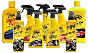 Formula 1 Protectant Car Cleaner