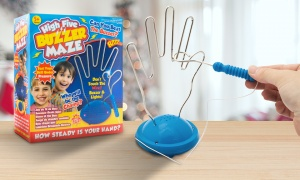 High Five Beat The Buzz Hand Skill Coordination Kids Family Fun Board Game Toy