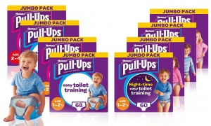 Huggies Pull-Ups Potty Training Pants Bundle