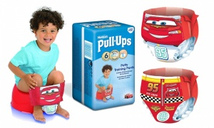 Huggies Pull-Ups Boys Large Size 6 12x3