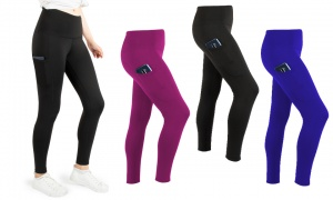 Flo Yoga Pants With Pockets/Tummy Control
