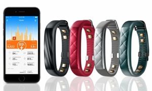 Jawbone Up3 with HRM