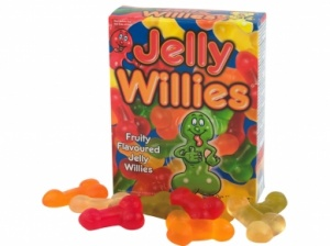 Jelly Boobs and Willies