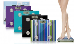 Jocca Body Fat Scale Bundle