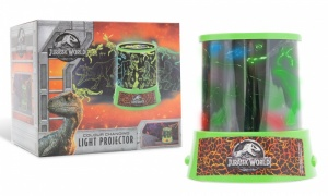 RMS Jurassic World Star Explorer Light Projector