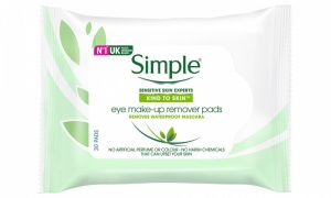 Simple Kind To Skin Eye Make Up Remover 30 Pads