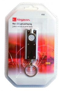 Kingavon RT322 Mini LED Light and Key ring
