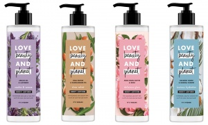 Love Beauty Planet Body Lotion 400ml - Pack Of 2